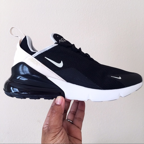 d439132c9 Nike Shoes | Air Max 270 Black Cream Women Size 9 | Poshmark